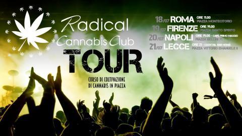 Radical Cannabis Club Tour