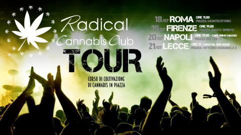 Radical Cannabis Club Tour
